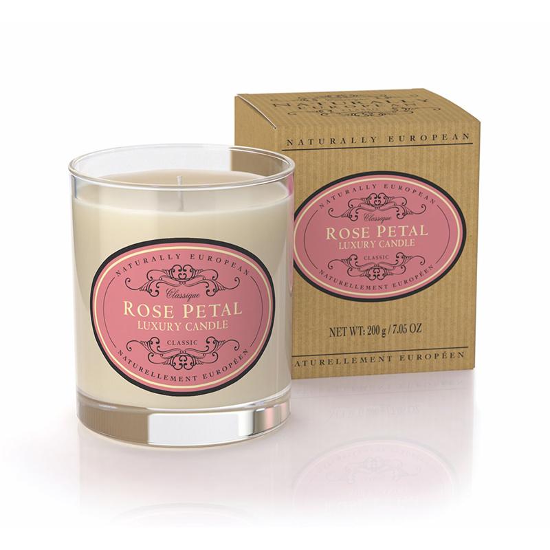 Candle Rose Petal
