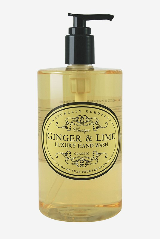 Hand Wash Ginger & Lime 500 ml