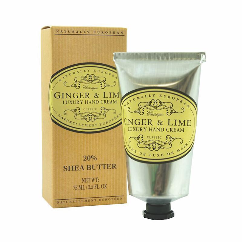 Hand Cream Ginger & Lime 75ml