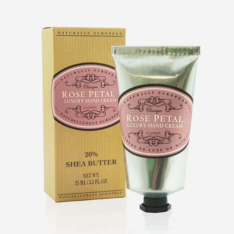 Rose Petal Hand Cream 75ml