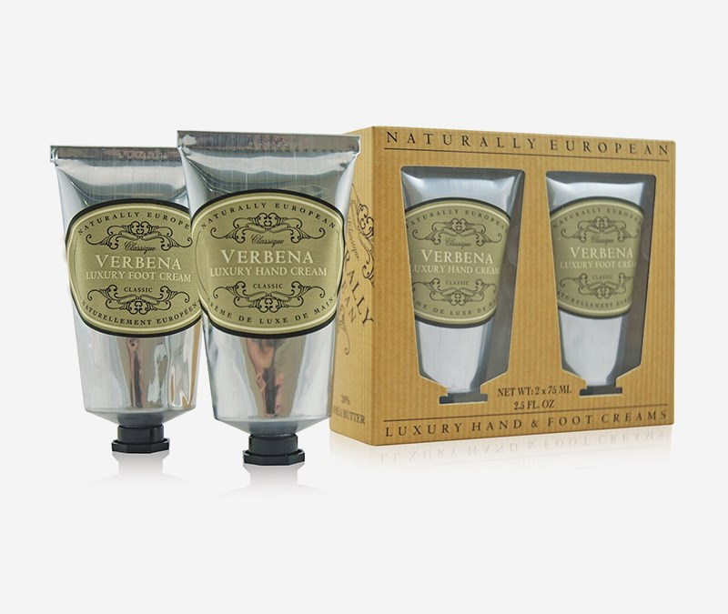 Verbena Hand/Foot Cream Set 2 x 75 ml
