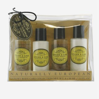 Ginger & Lime Travel/Miniset 4 x 50 ml