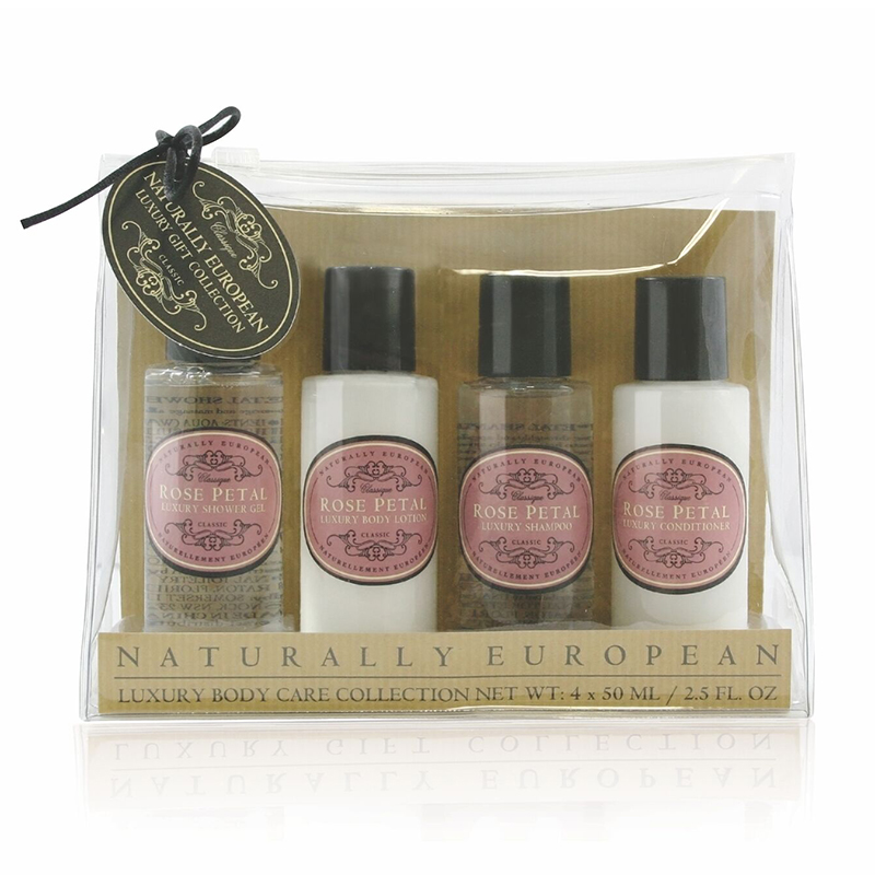 Travel / Miniset Rose Peta 4 x 50 ml