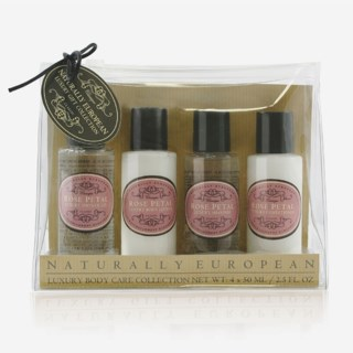 Rose Petal Travel/Miniset 4 x 50 ml