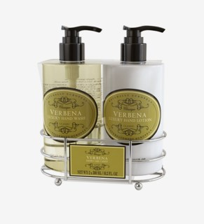 Caddy set Verbana 2 X 300ml