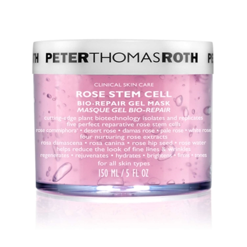 Rose Stem Cell Bio-Rep Gel Mask 150 ml