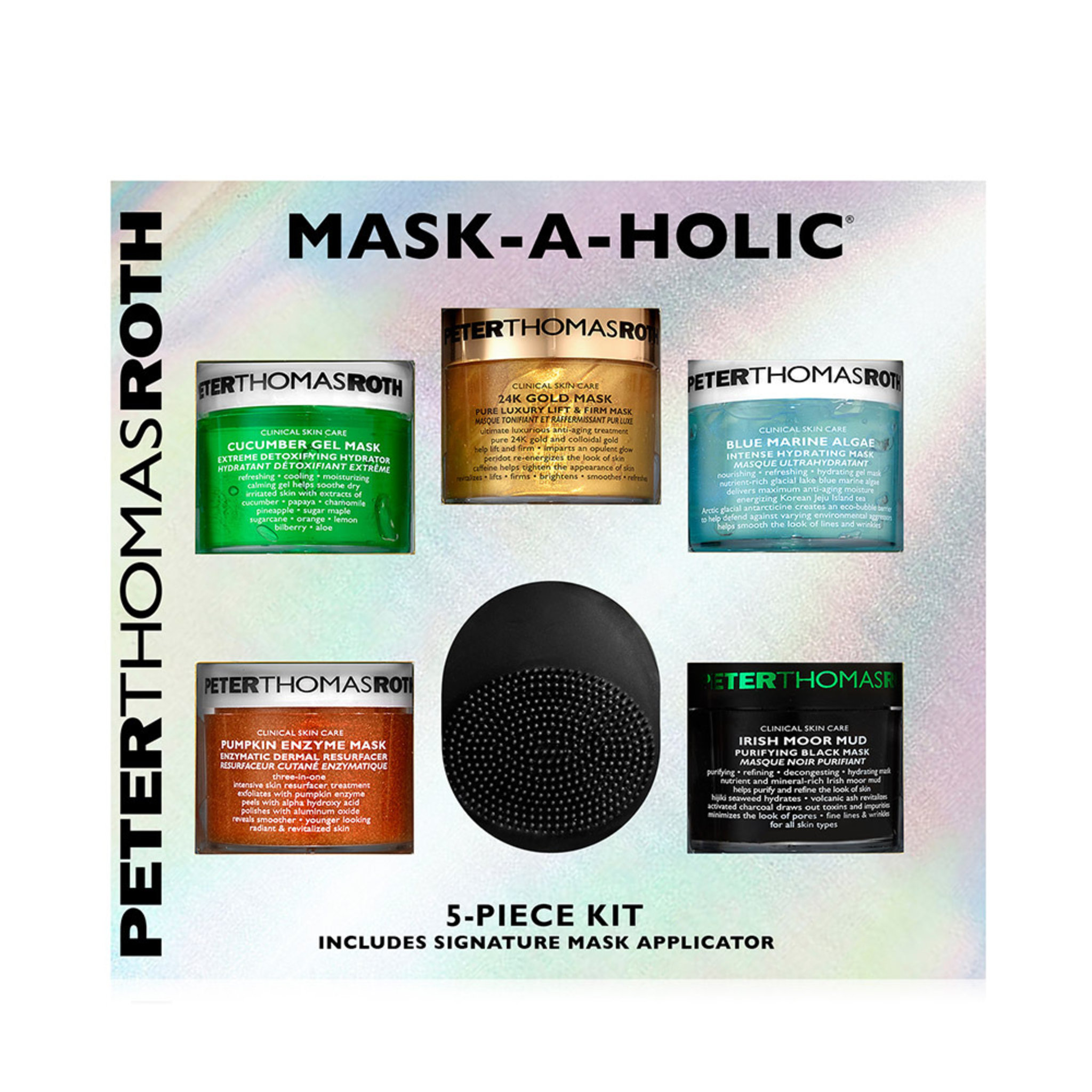 Mask-A-Holic Set 250 ml