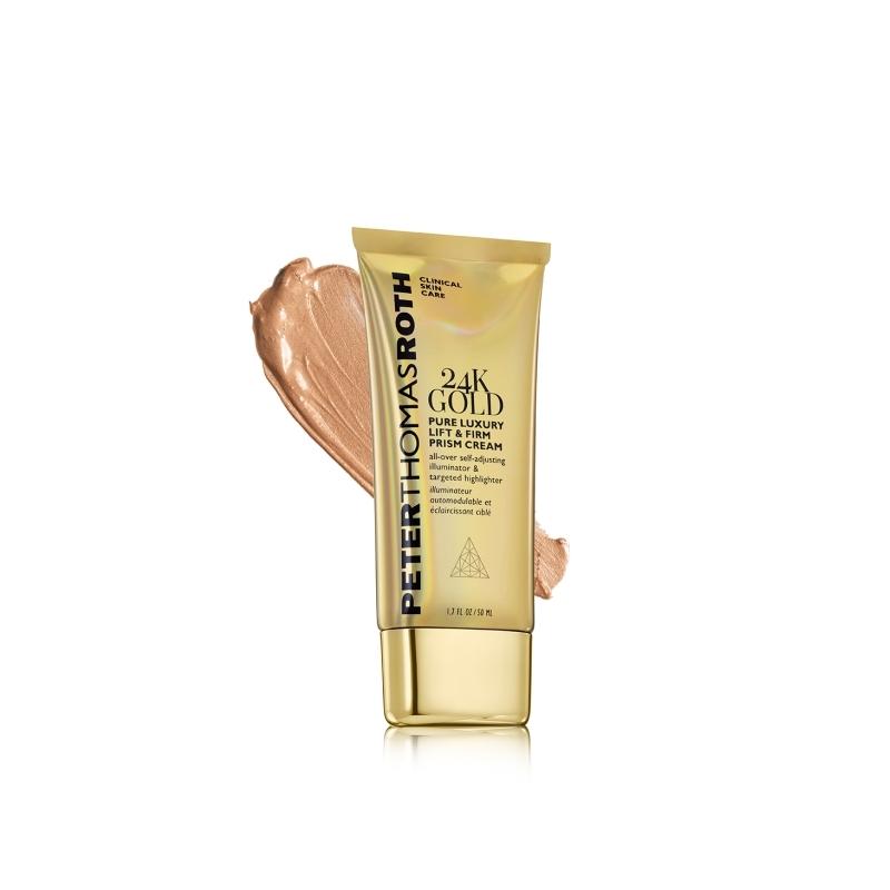 24K Gold Lift & Firm Prism Cream 50ml