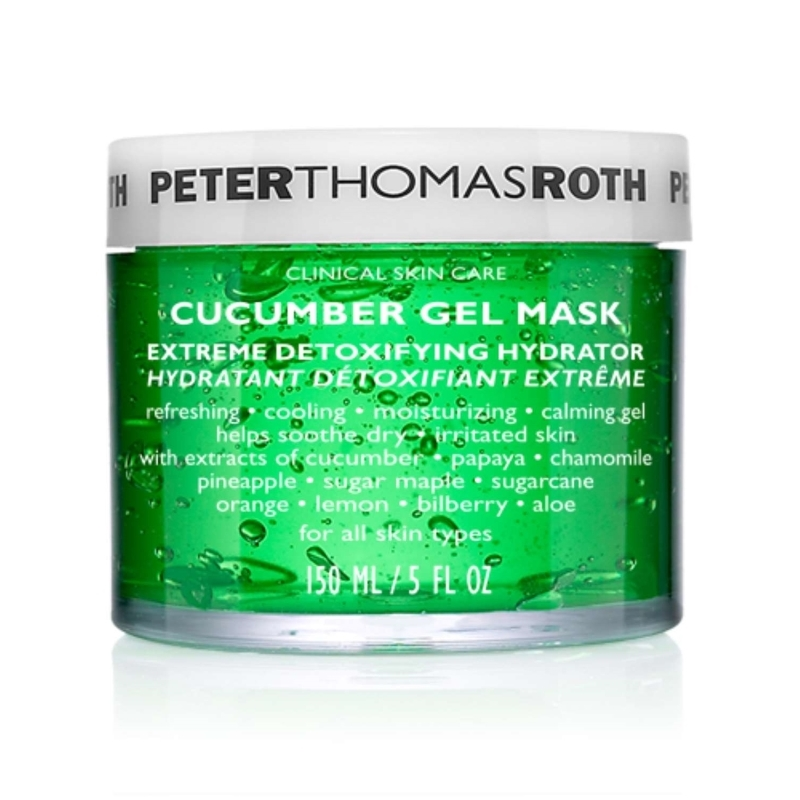 Cucumber Gel Masque 150 ml