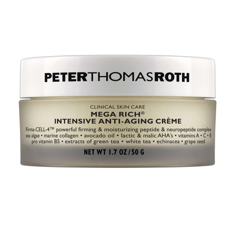 Mega-Rich Intensive Anti-Aging Cellular Face Cream 50ml
