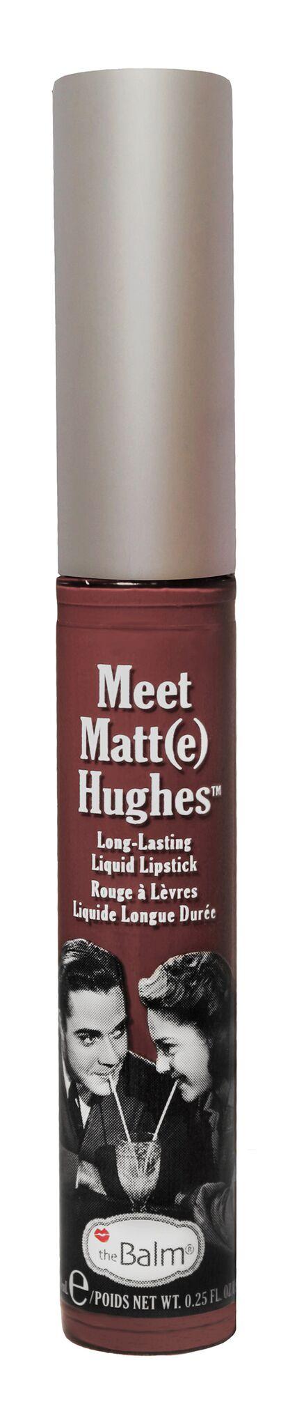 Meet Matte Hughes Charming