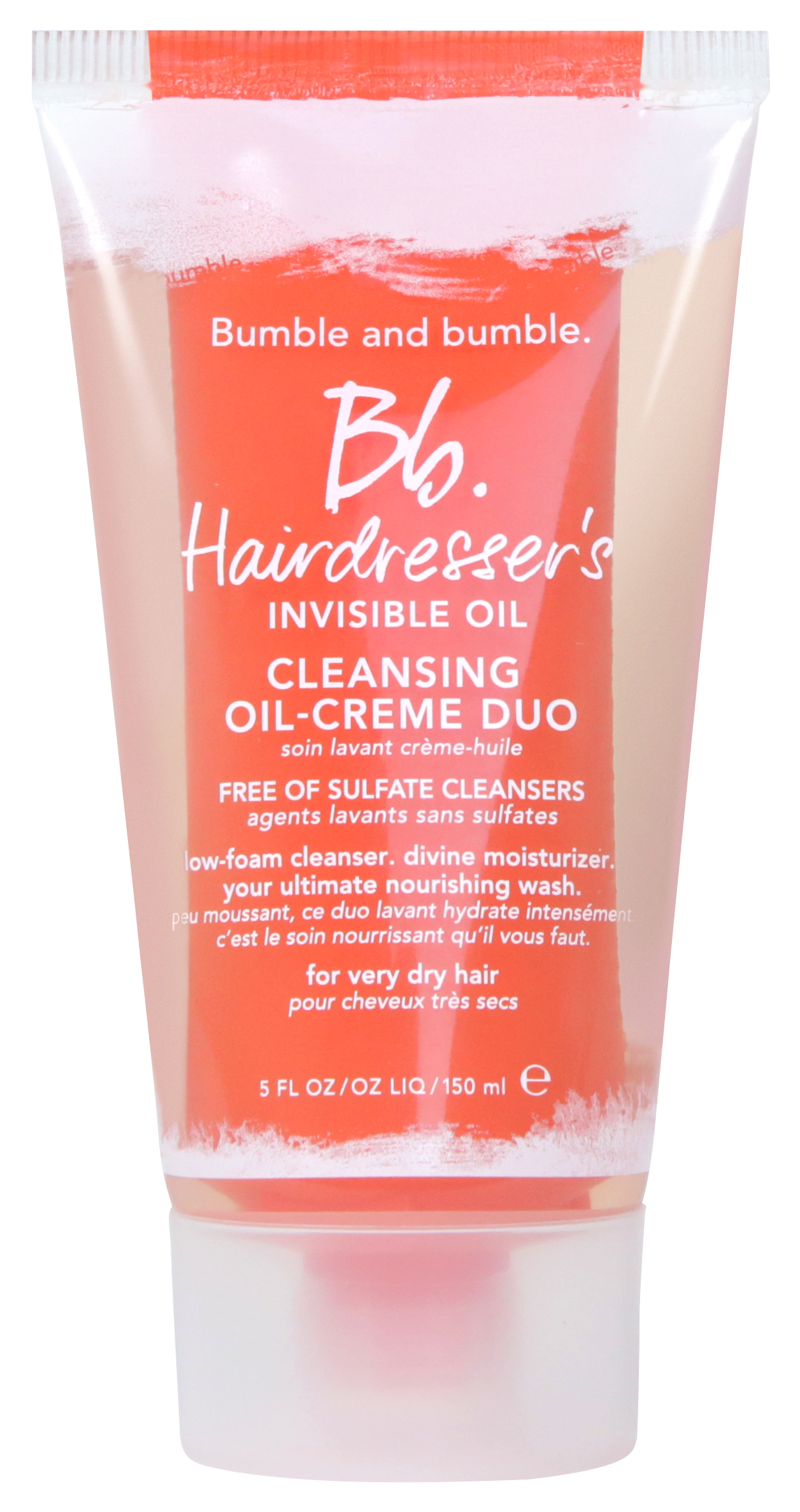 Hairdresser's Cleansing Oil Shampoo