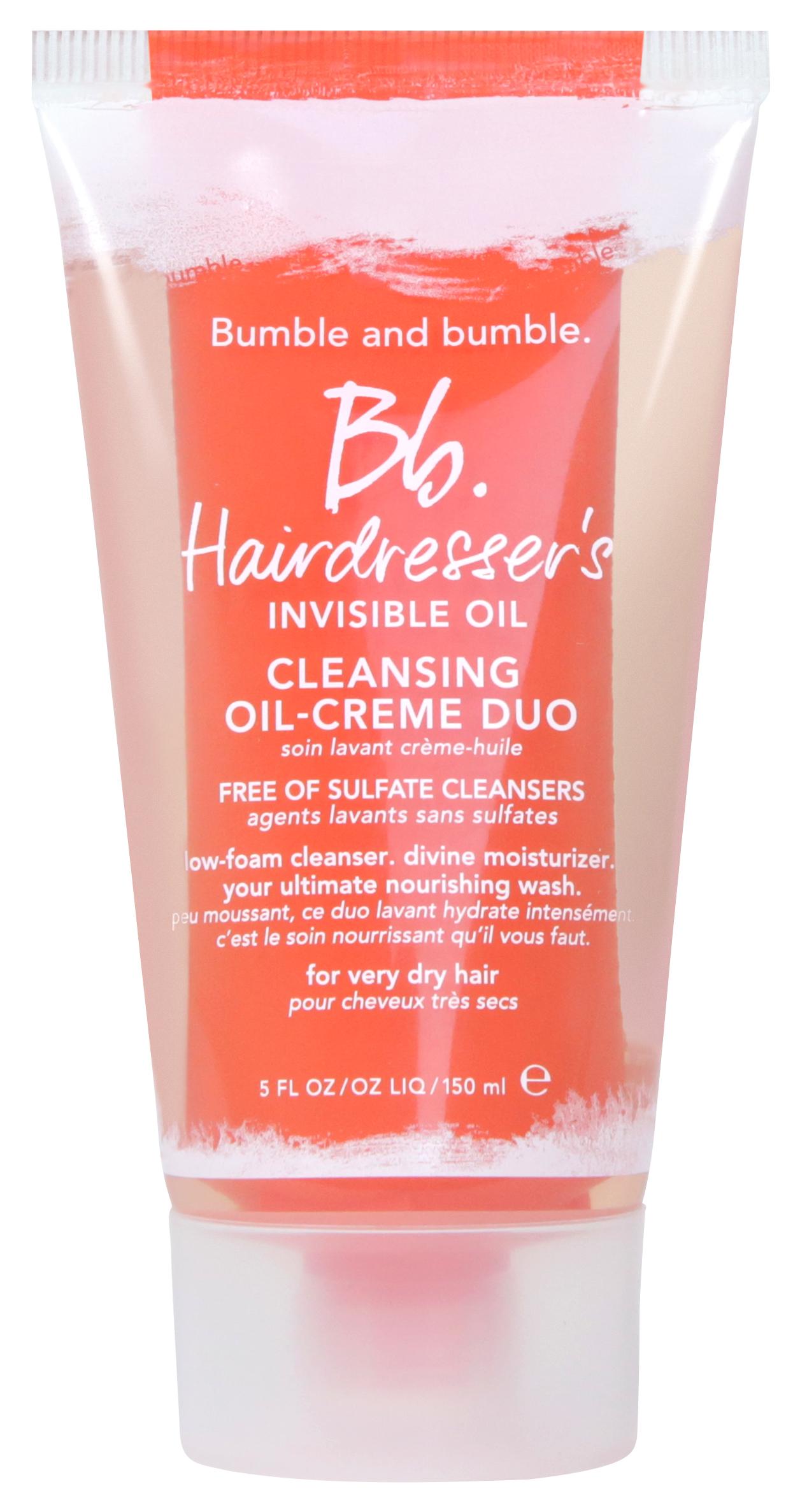 Hairdresser's Cleansing Oil Shampoo