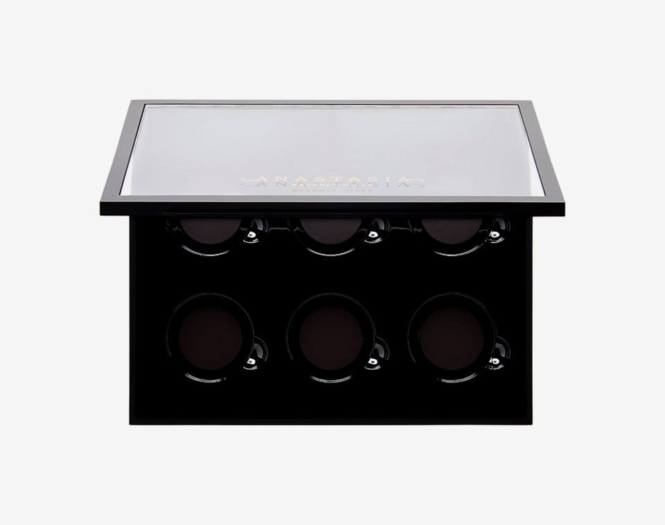 Generic 6 - Well Empty Plastic Palette