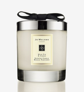 Wild Fig & Cassis Scented Candle
