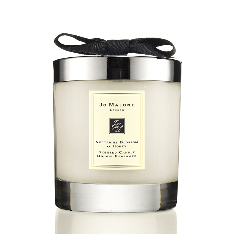 Nectarine & Honey Home Scented Candle