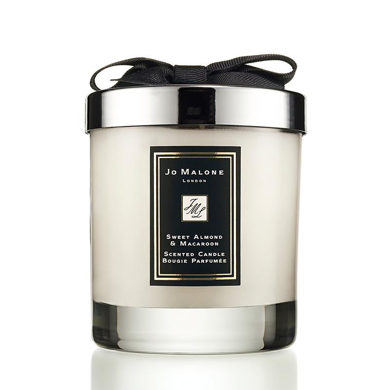 Sweet Almond & Macaroon Home Scented Candle