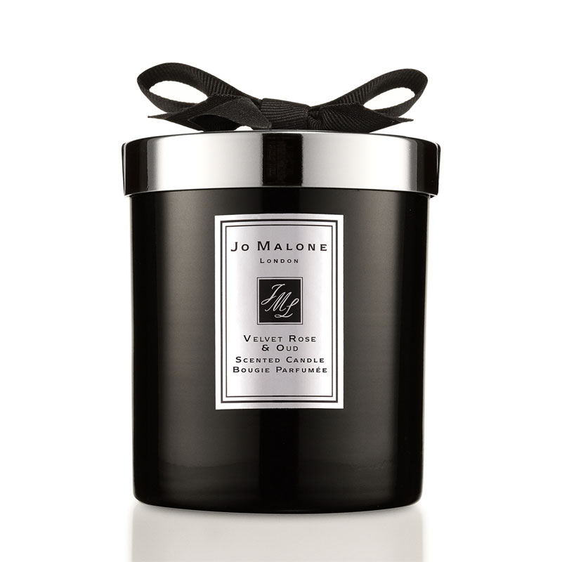 Velvet Rose & Oud Home Scented Candle