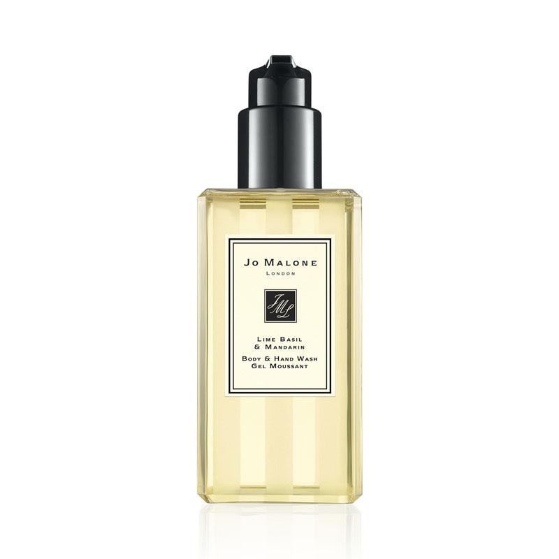 Lime Basil & Mandarin Hand & Body Wash 250ml