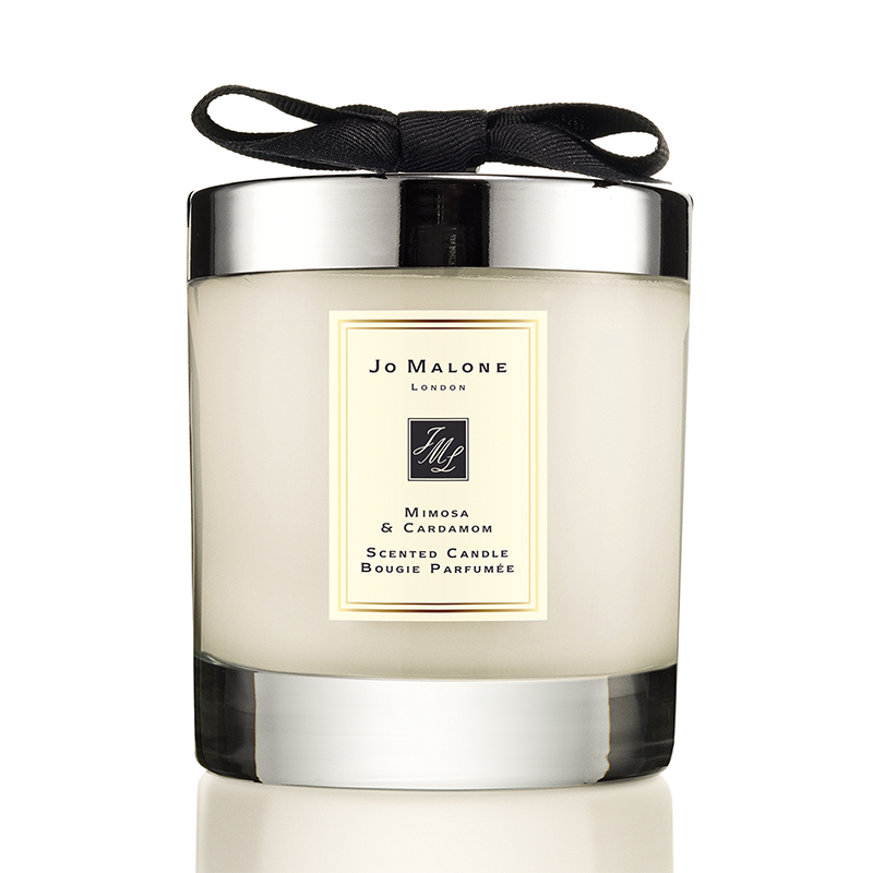 Mimosa & Cardamom Scented Candle