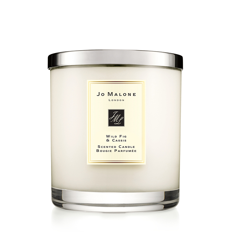 Wild Fig & Cassis Luxury Scented Candle
