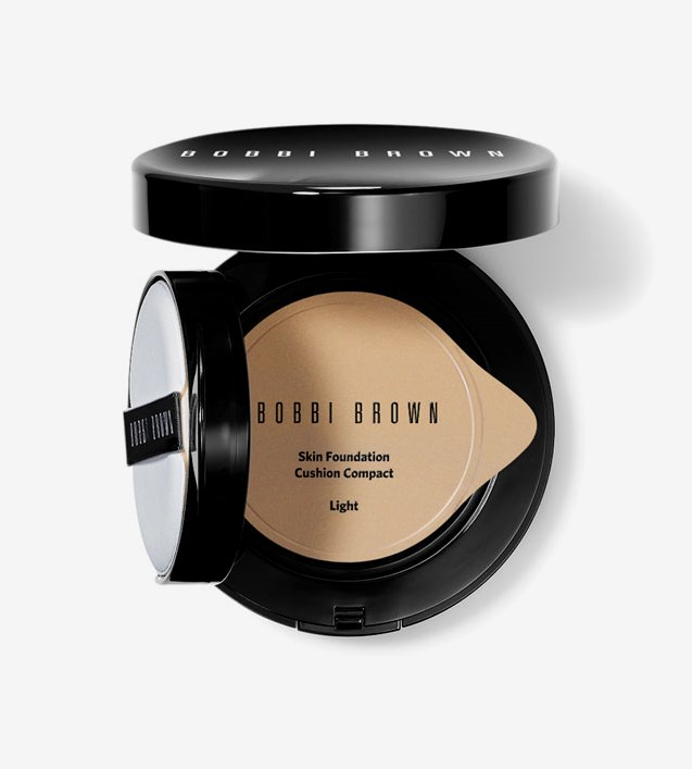 Skin Foundation Cushion Compact SPF35 6 Medium to Dark