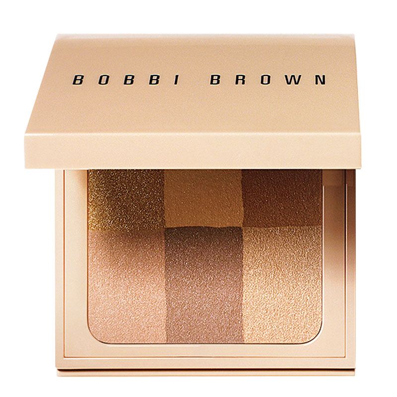 Nude Finish Illuminating Powder 05 Golden