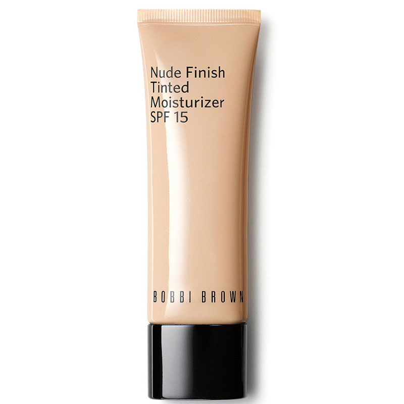 Nude Finish Tinted Moisturizer SPF 15 06Dark