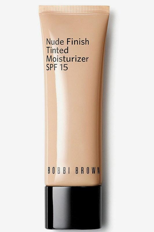 Nude Finish Tinted Moisturizer SPF 15 03 Light to Medium