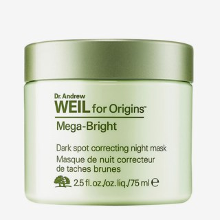 Dr. Weil Mega-Bright Dark Spot Correcting Night Mask 75 ml