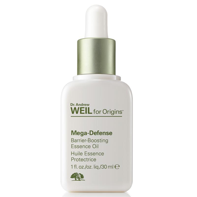 Dr. Weil Mega-Defense Barrier-boosting essence face oil