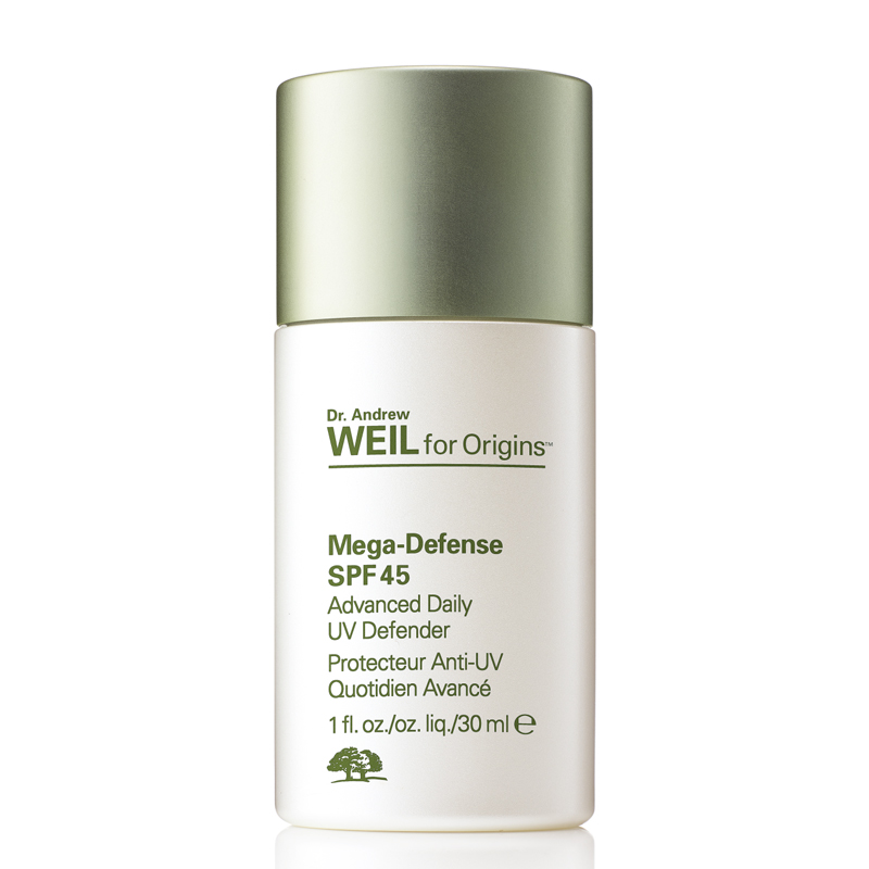 Dr. Weil Mega-Defense SPF 45