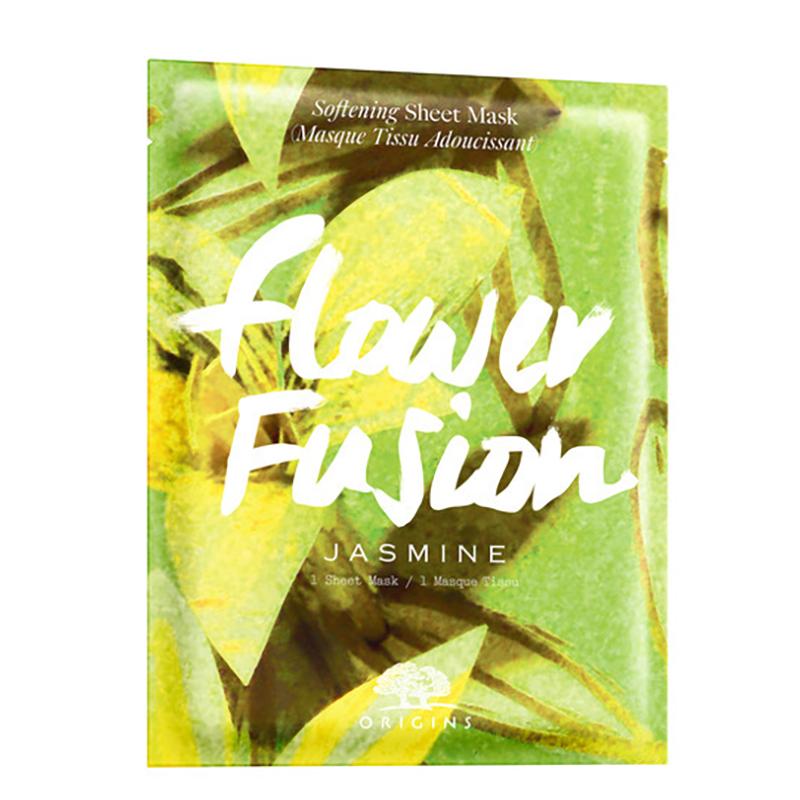Flower Fusion Jasmine Softening Sheet Mask