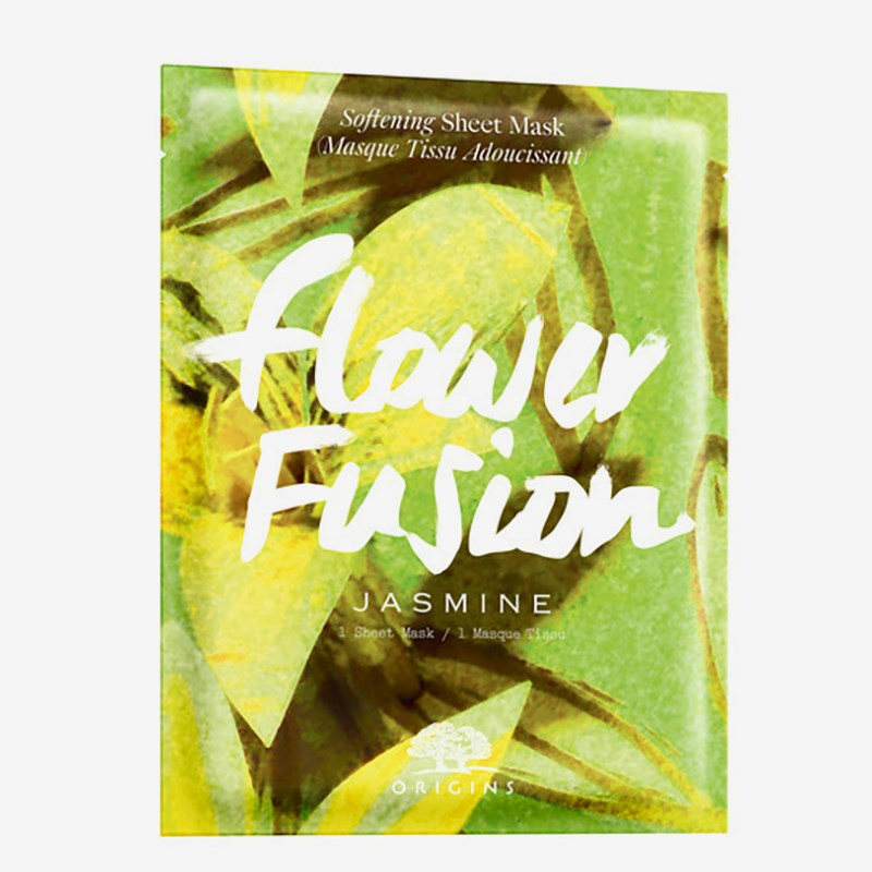 Flower Fusion Jasmine Softening Sheet Mask
