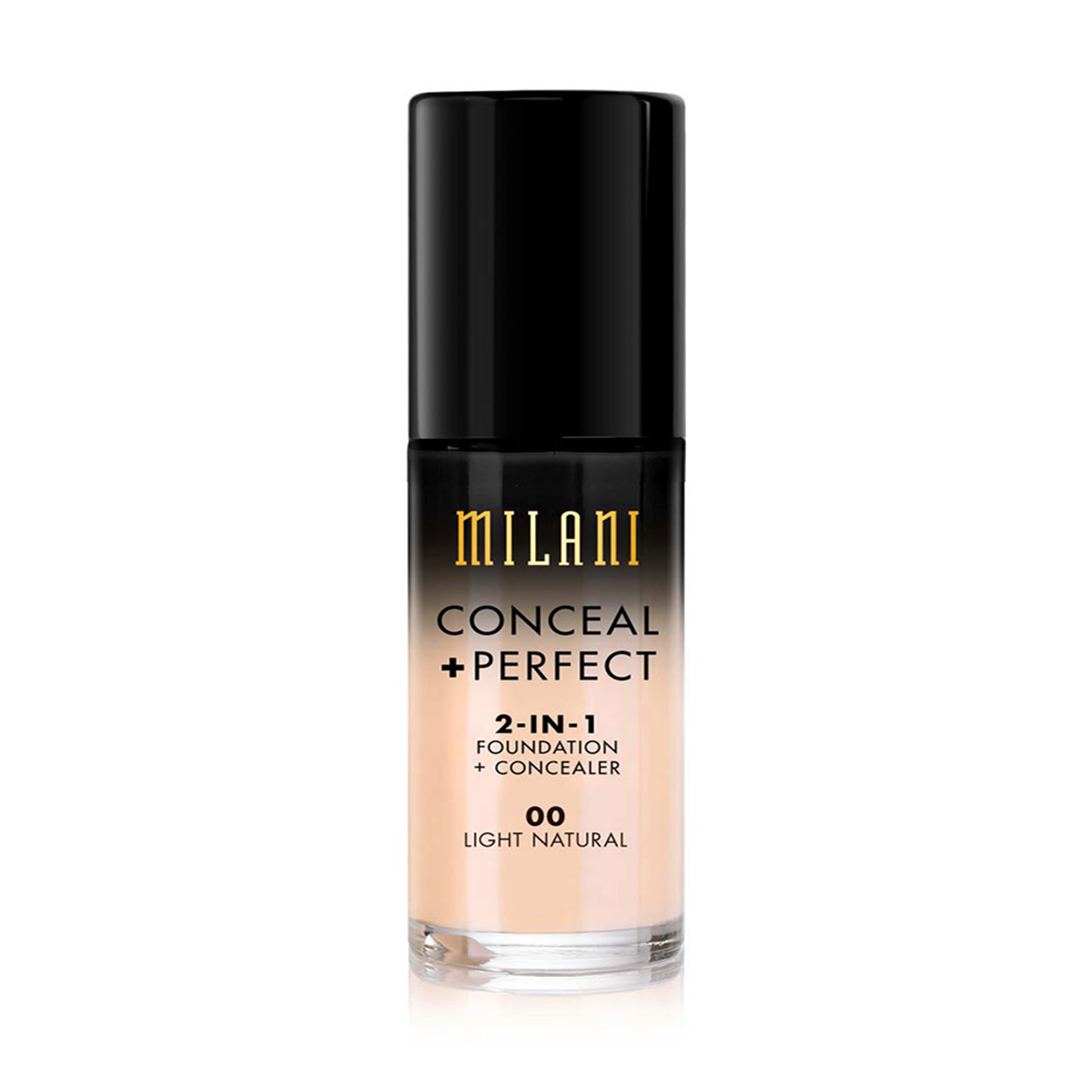 Conceal + Perfect Liquid Foundation 00 Light Natural