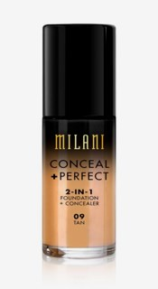 Conceal + Perfect Liquid Foundation 09Tan
