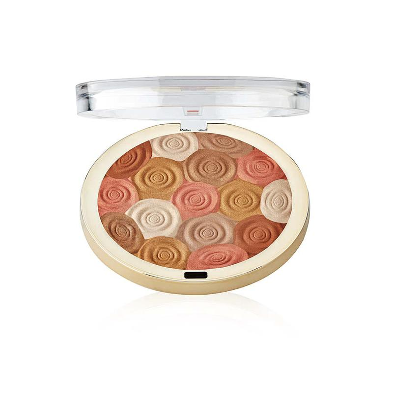 Illuminating Face Powder Blush Amber Nectar