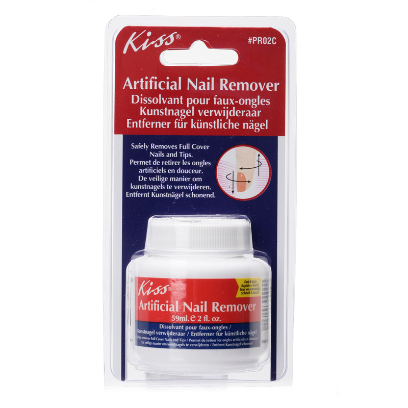 Artificial Nail Remover