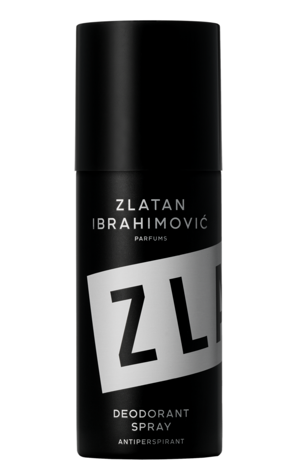 ZLATAN Deodorant Spray