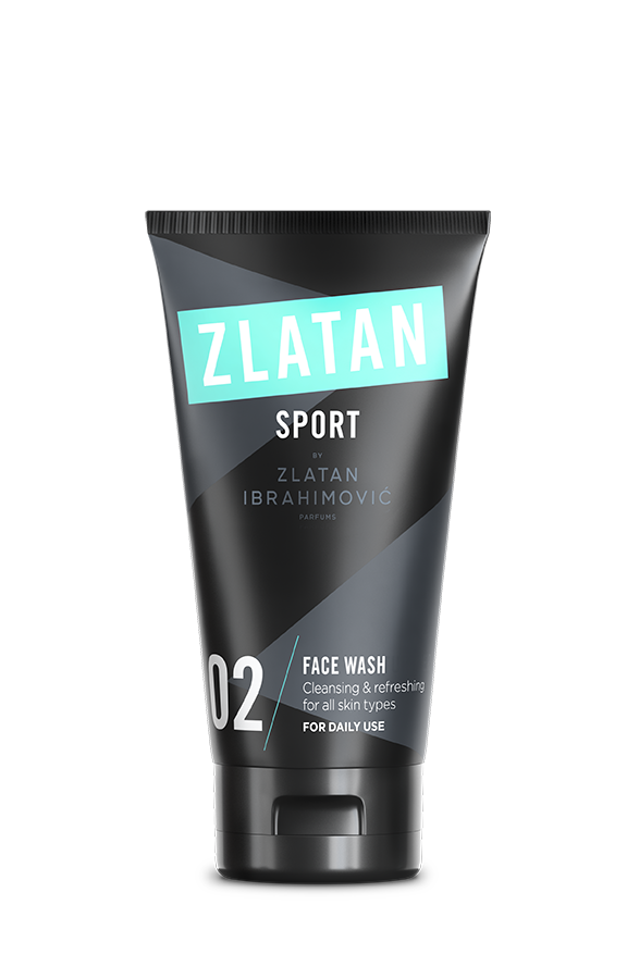 ZLATAN SPORT Face Wash