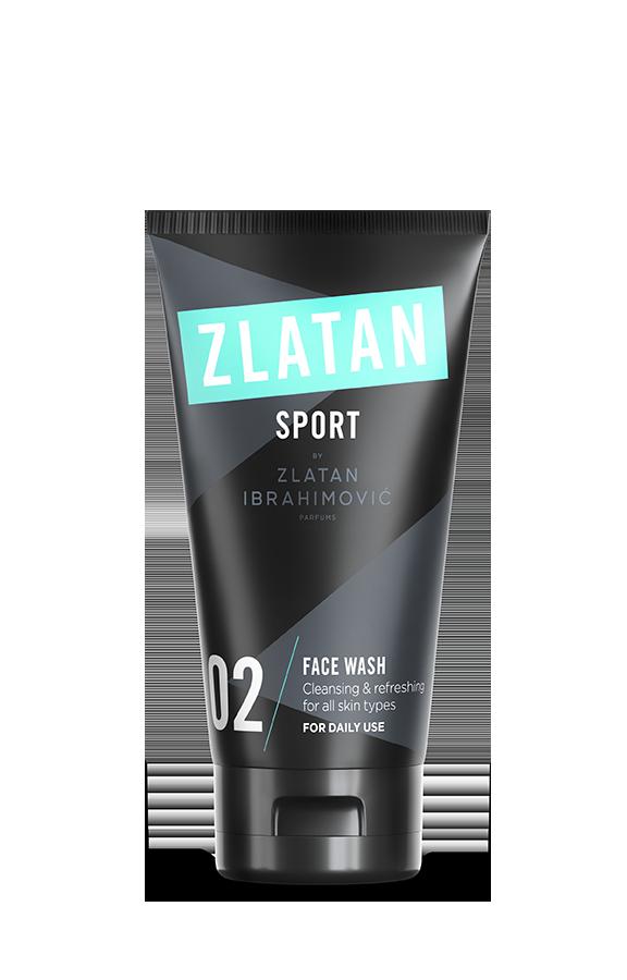 ZLATAN SPORT Face Wash 75ml