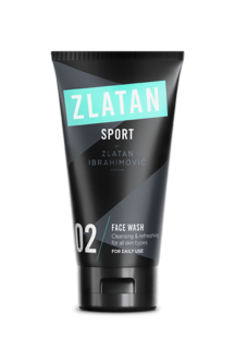 ZLATAN SPORT Face Wash 75 ml