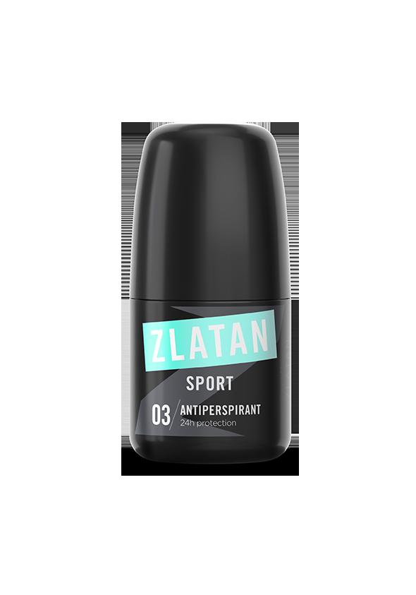 ZLATAN SPORT Antiperspirant Deodorant Roll-on 50ml