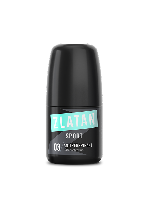 ZLATAN SPORT Antiperspirant Deodorant Roll-on