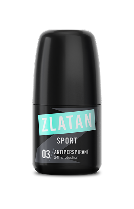 ZLATAN SPORT Antiperspirant Deodorant Roll-on 50 ml