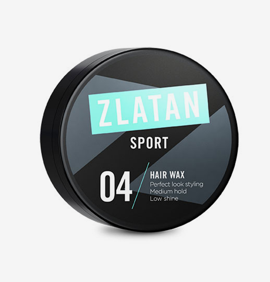 ZLATAN Sport Hair Wax 90ml