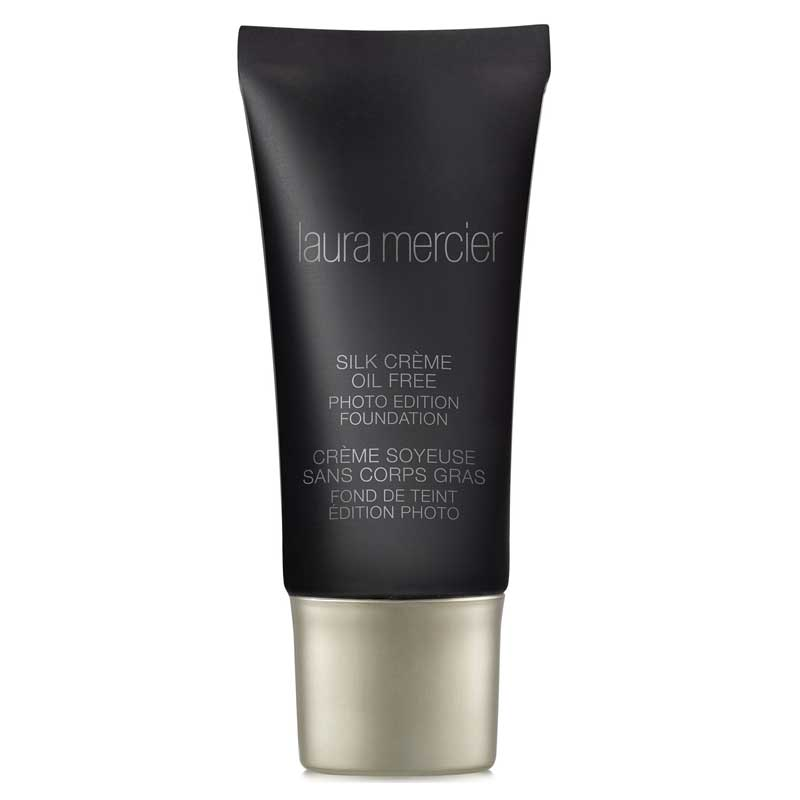 Silk Crème Oil Free Photo Edition Foundation Cream Ivory