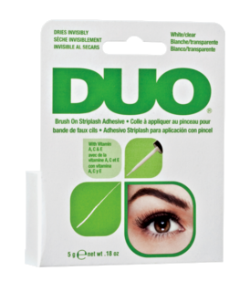 DUO Brush On Lash Adhesive Clear