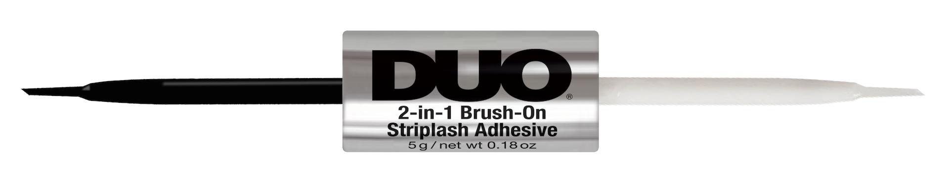 DUO 2-In-1 Brush On Lash Adhesive Dark/Clear