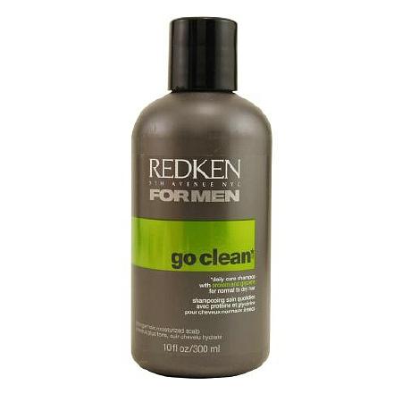 Mens Go Clean Shampoo